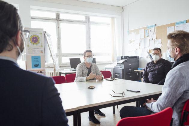AiroDoctor Schule Pankow Luftreinigung